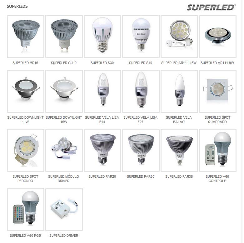 Imagem de Lampadas de Led