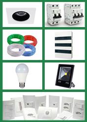 Foto Materiais elétricos