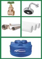 Foto Materiais hidráulicos